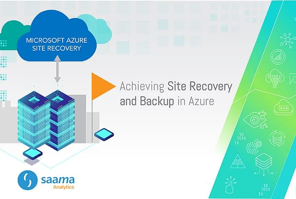 Achieving Site Recovery and Backup in Azure