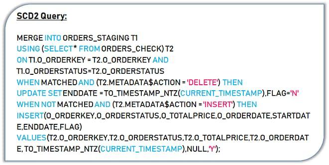 Streams & Tasks Code Snippet 6