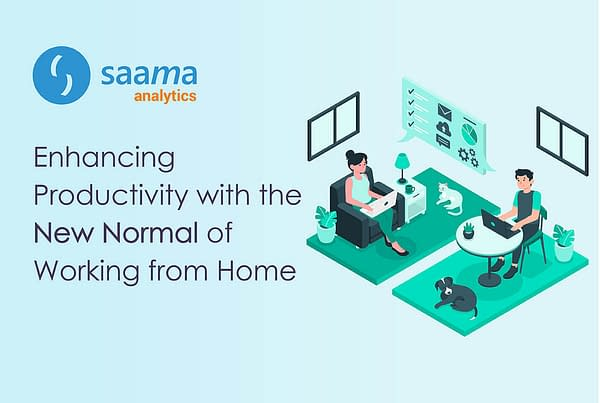Productivity in Analytics while Working from Home