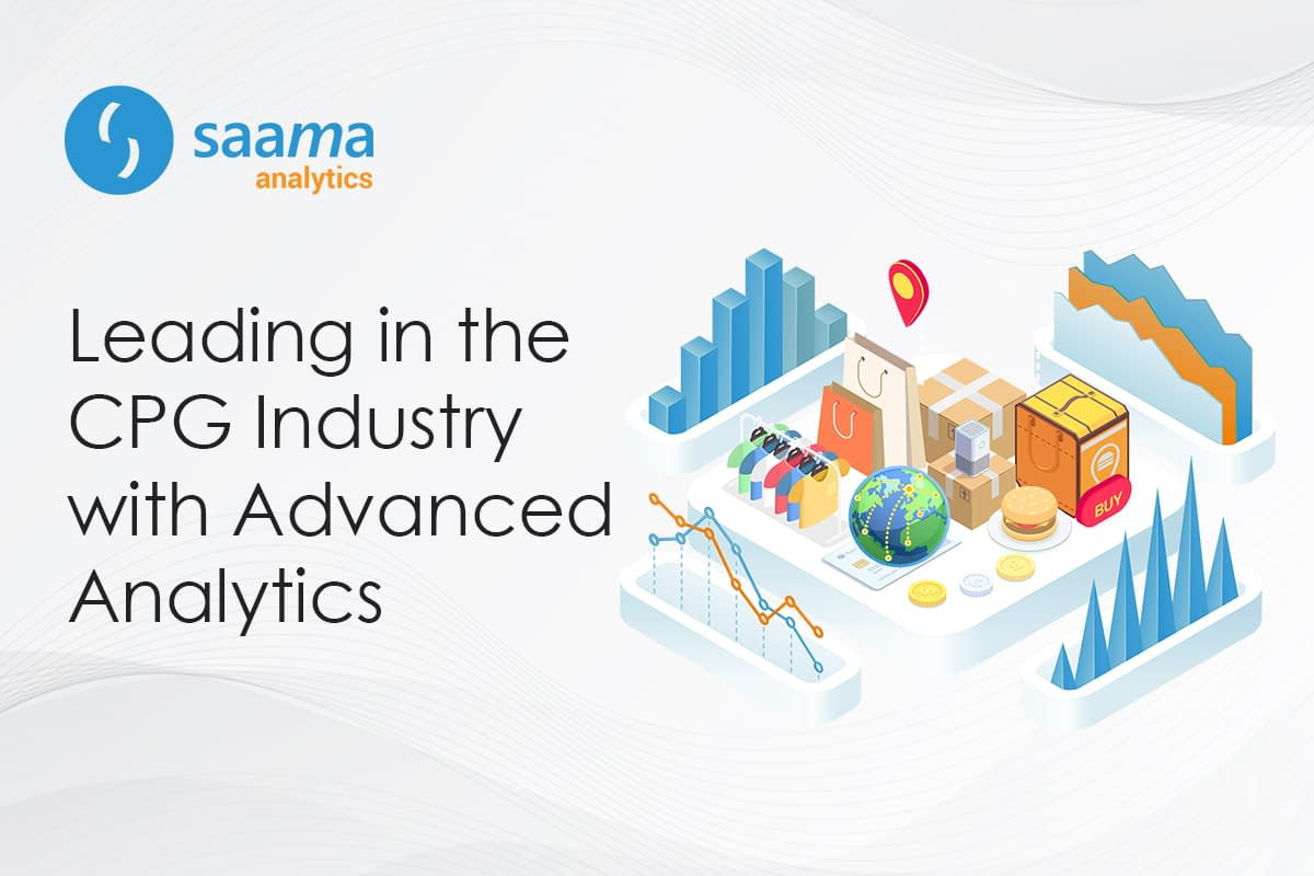 Saama Analytics Advanced Analytics for CPG