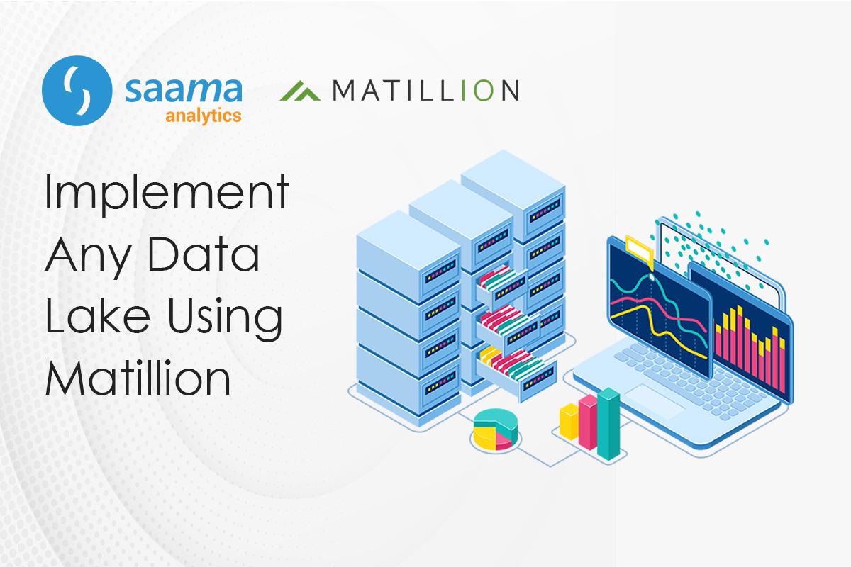 Implement Any Data Lake Using Matillion
