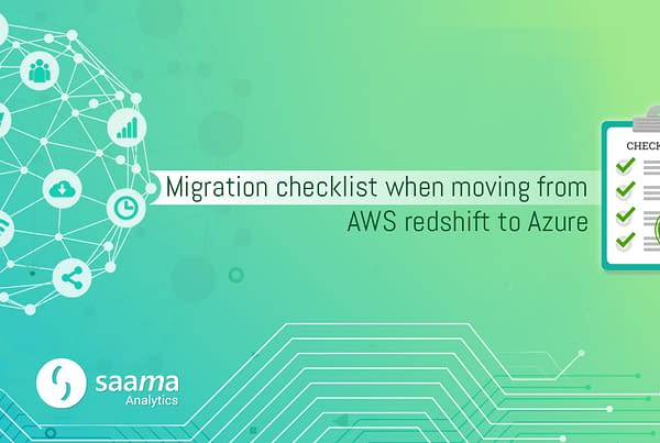 Migration from AWS Redshift to Azure