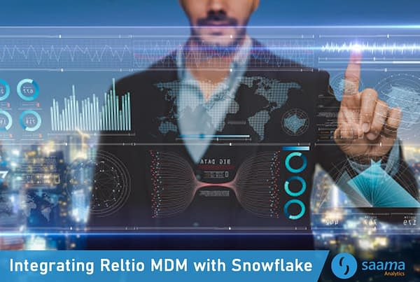 Integrating Reltio MDM with Snowflake