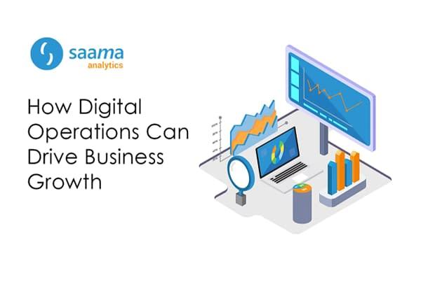 digital operations saama analytics